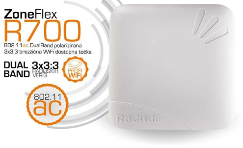 Ruckus R700