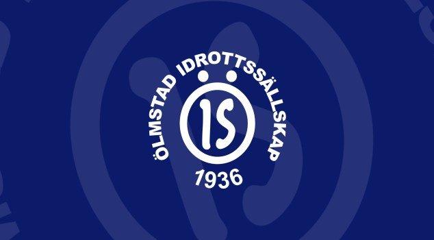Ölmstad IS logotyp