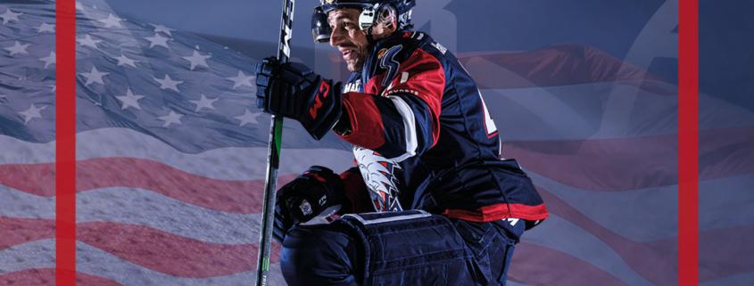 Broc Little hockeyspelare